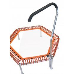 Barre de maintien pour trampoline