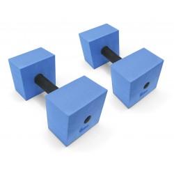 Haltères carrés - La paire