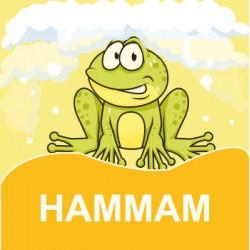 """Panneau - """" Hammam """""""