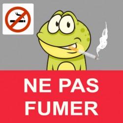 "Panneau - ""Ne pas fumer """