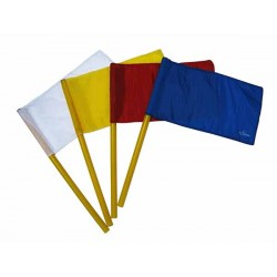 Drapeaux de water-polo - lot de 4