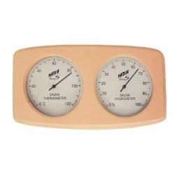 Thermo hygromètre pour sauna