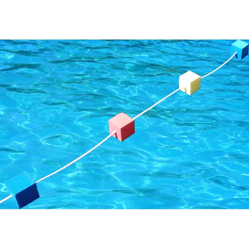 Ligne de nage mousse pruvost sport piscine - Piscine ligne de nage ...