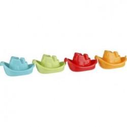 Petits bateaux - Lot de 4
