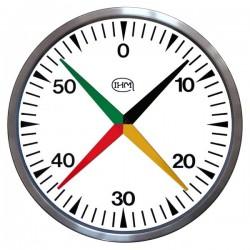 Compte-secondes cruciforme rond Diamètre : 50 cm