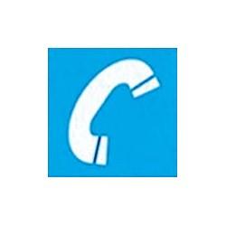 """Panneau - """"Téléphone"""""""