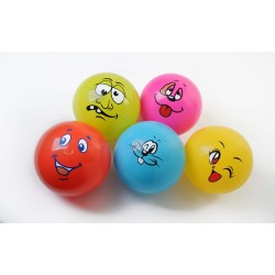 Ballon Smiley - lot de 5