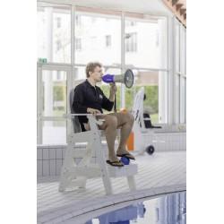Chaise de surveillance polypropylène - 80 cm