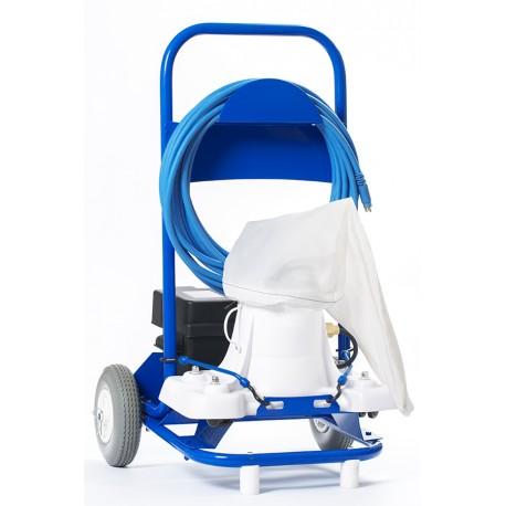 Aspirateur manuel aspirateur piscine quick vac classico for Aspirateur piscine autonome