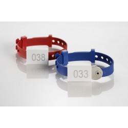 Bracelet pour clé - Non Numéroté