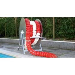 Enrouleur ligne de nage mini pruvost sport piscine - Piscine ligne de nage ...