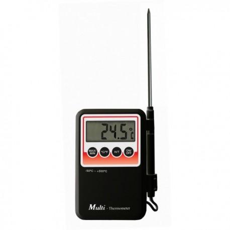 Thermom tre sonde thermom tre digital thermom tre piscine - Thermometre de piscine digital ...