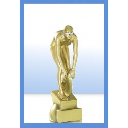 Trophée natation Femme