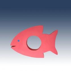 Bouée mousse poisson