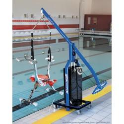 Chariot de mise à l'eau Aquabike