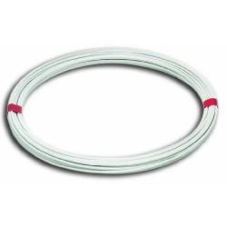 Câble inox-316 plastifié pour grille de goulotte