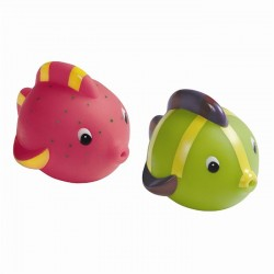 Poissons arroseurs - Lot de 2