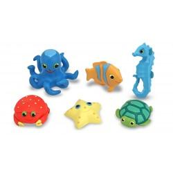 Créatures sous-marines