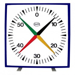 Compte-secondes 65 x 65 cm