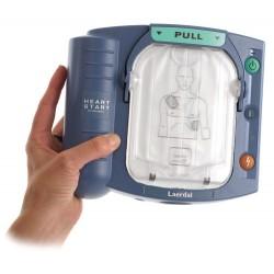 Défibrillateur Semi-Auto Hearstart