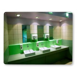 Miroir incassable - 400 x 600 mm