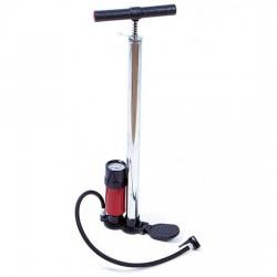 Pompe verticale avec manometre