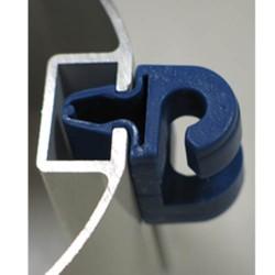 Crochets pour buts aluminium